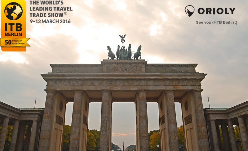 ITB Berlin 2016, booking software, tour and activity providers, ITB, Berlin, tourism, online booking, Brandenburg, Brandenburg gate