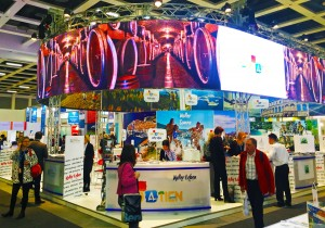 ITB exhibitor