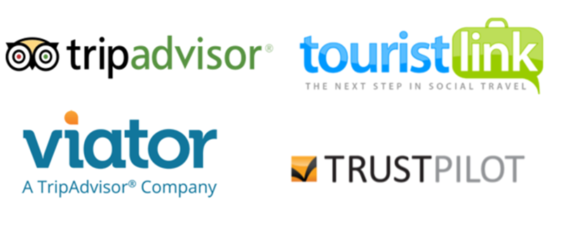 tour providers, travel, online marketing, marketplaces, channels, distribution, tripadvisor, touristlink, viator, trustpilot