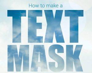 text mask picmonkey