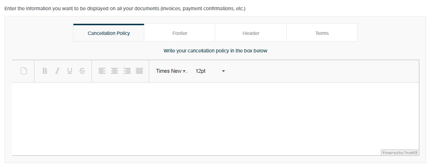 Create and Edit Invoices - Orioly Documentation