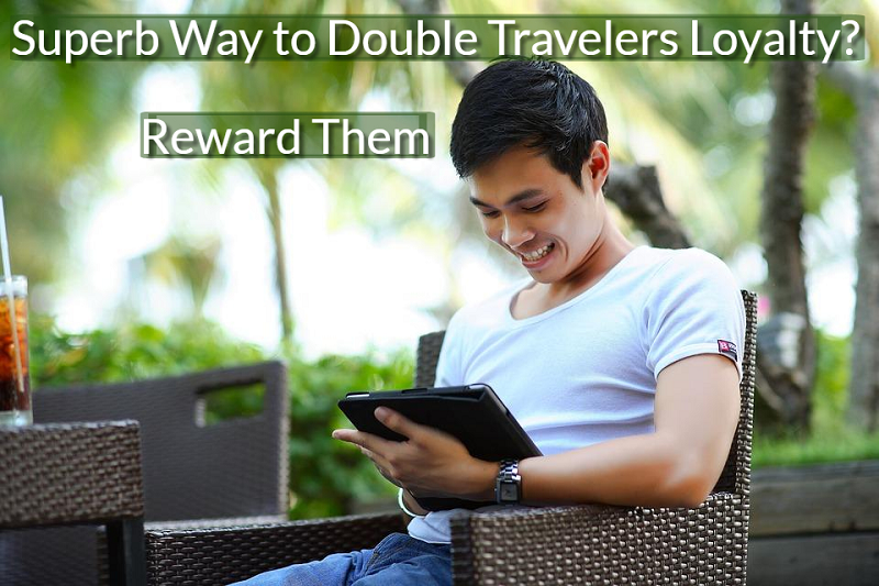 travelers, loyalty, boy, tablet, gifts, travel gifts, gift for travelers, online booking, book now, happy traveler,