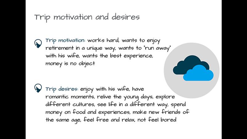 customer avatar, defining ideal customer, avatar, customers, customer, ideal customer, survey, questionnaire, questions, data, information, tour operators, online booking, trip motivation and desires, desire, motivation