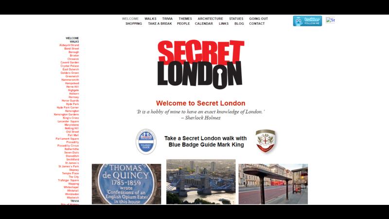 travel websites for tour operators, travel websites, travel industry, travel websites to learn from, tour and travel, travel news, travel industry trends, website, travel, secret london, london