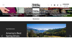 travel websites for tour operators, travel websites, travel industry, travel websites to learn from, tour and travel, travel news, travel industry trends, website, travel, travel and leisure