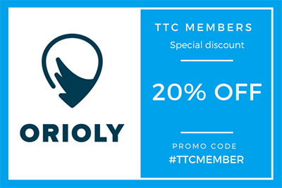 orioly, tour booking software, top travel club. promo, coupon, code