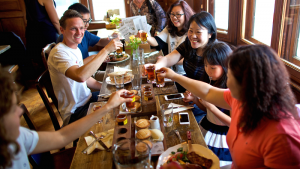 chinese tourists, chinese travelers, chinese foodies, food tours,