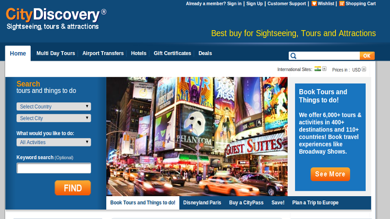 distribution channels for tours and activities, online travel agent, citydiscovery, marketplace, booking