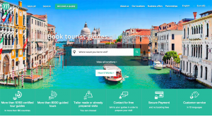 distribution channels for tours and activities, online travel agent, booking, Musement,