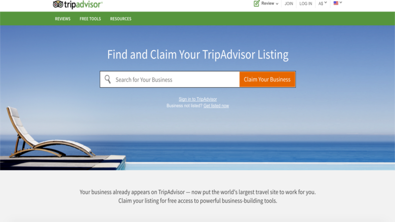 distribution channels for tours and activities, online travel agent, marketplace, TripAdvisor