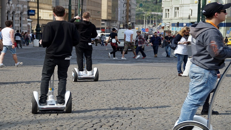 How To Organize Segway Tours with Orioly