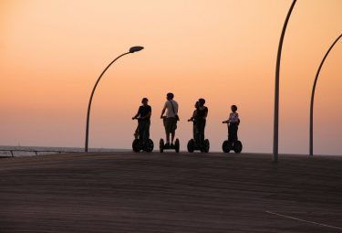 Segway Tours With Orioly