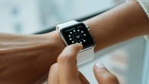 Travel Gadgets for Tour Guides - Smartwatch