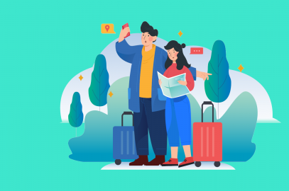 google my business for tour operators illustration cover