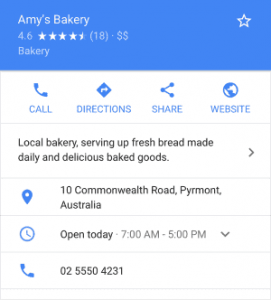 Google My Business for Tour Operators - Orioly blog