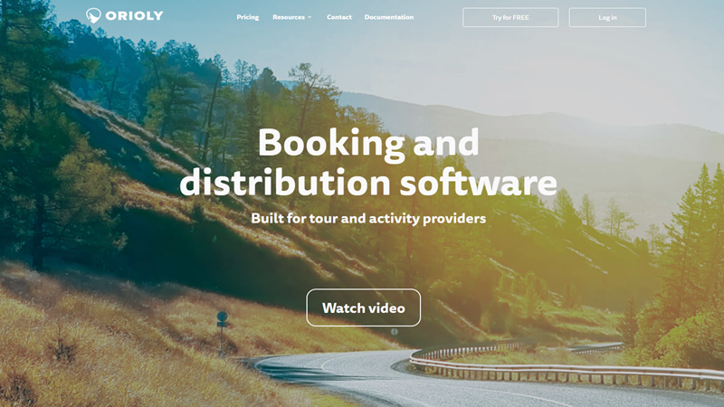 Best Online Tools for Tour Operators - Orioly - Booking software