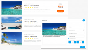 Orioly - Booking and distribution software