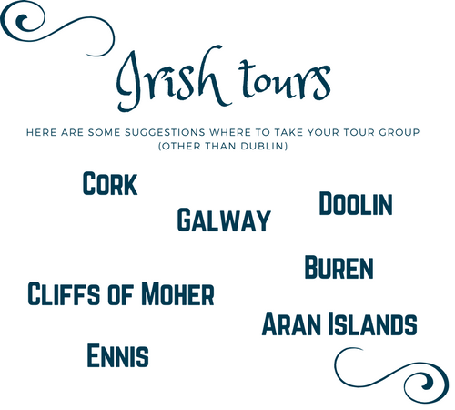 St. Patrick's Day Tours - Ireland