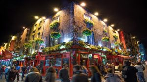 Temple Bar in Dublin - St. Patrick's Day Trips