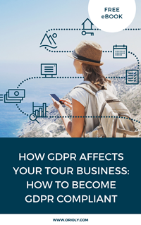 How to become GDPR Compliant - tourism - Orioly