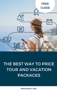 tour price formation, travel price formation, setting the travel price, travel business, orioly