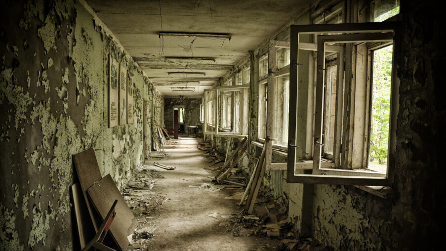 Dar tourism in chernobyl