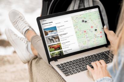 Orioly digitalni korak laptop