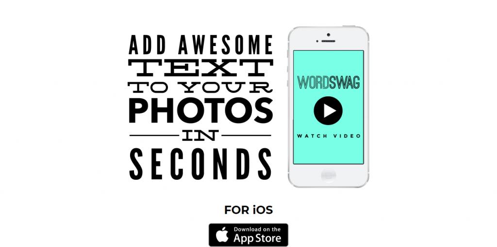 WordSwag website screenshot