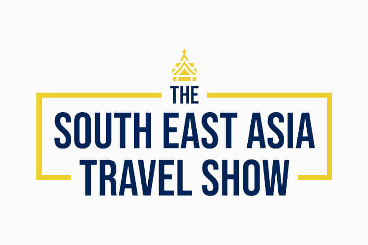 South east asia travel show tourism newsletter logo