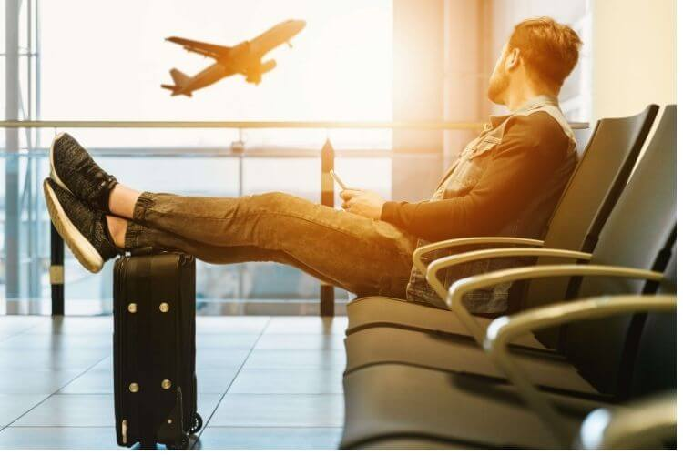 rezervacijski sustav let s aerodroma