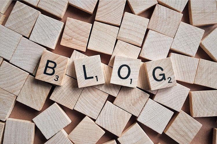 pisanje sadržaja blog post