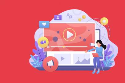how to find music for travel videos cover illustration