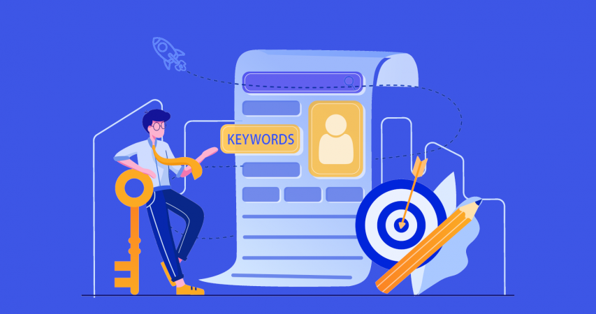 best keywords for travel websites cover illustration